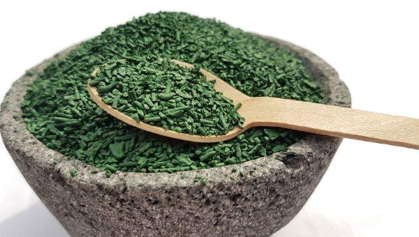 spirulina raw superfood